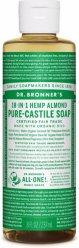 Dr.Bronner's Pure-Castile Liquid Soap Almond 236 ml