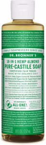 Dr.Bronner's Pure-Castile Liquid Soap Almond 236 ml