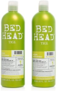 TIGI Bedhead Urban Antidotes Re-Energize Shampoo & Conditioner 2x750ml