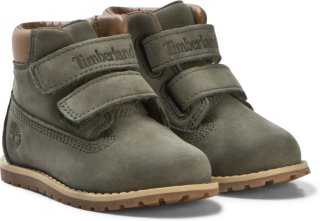 Timberland Pokey Pine Hook & Loop boots (barn)