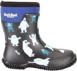 Dock Boot (Barn)