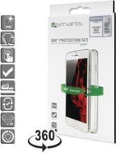 4smarts 360 Beskyttelsessett iPhone XS