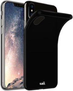 Saii Premium Antiskli iPhone XS Max