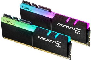 TridentZ RGB DDR4 3200MHz CL16 32GB (2x16GB)