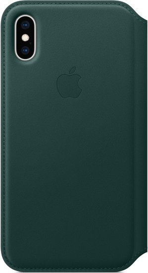 Apple iPhone XS Folio-skinndeksel
