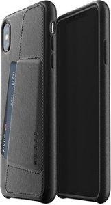 Mujjo iPhone XS Max Lommebokdeksel