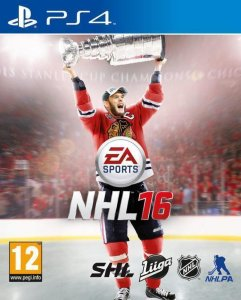 NHL 16 til Playstation 4