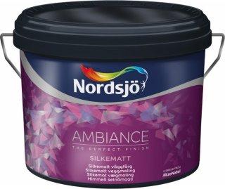 Nordsjö Ambiance Silkematt (9 liter)