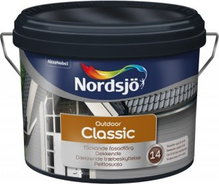 Nordsjö Outdoor Classic 1 L