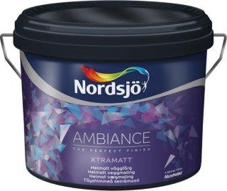 Nordsjö Ambiance Xtramatt 10 L
