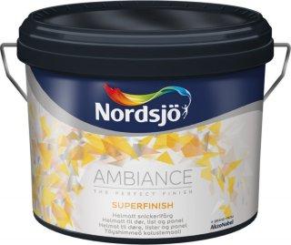 Nordsjö Ambiance Superfinish Helmatt 1 L