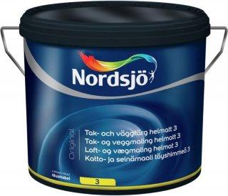 Nordsjö Original Tak- og Veggmaling Helmatt 2.5 L