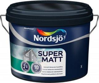 Nordsjö Supermatt 10 L
