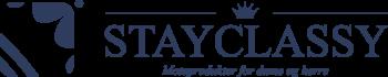 Stayclassy.no logo