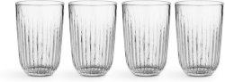 Kähler Hammershøi glass 40cl 4stk