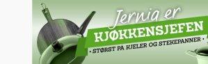 Jernia.no kampanje