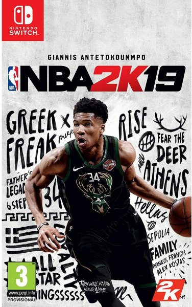 Visual Concepts NBA 2K19