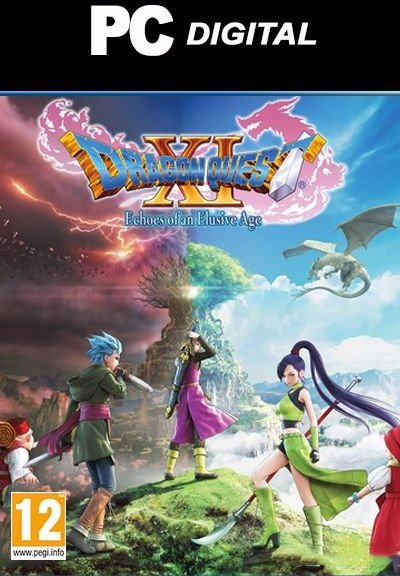 Dragon Quest XI: Echoes of an Elusive Age til PC