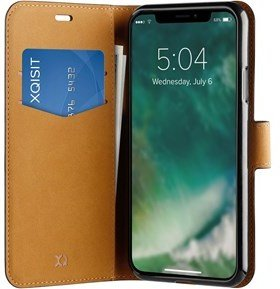 XQISIT Slim Wallet iPhone XR