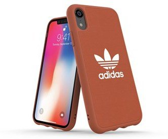Adidas Canvas Moulded Case iPhone XR