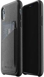 Mujjo iPhone XR Lommebokdeksel
