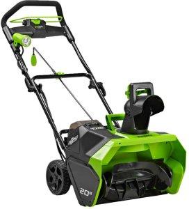 Greenworks Snøfreser 40V
