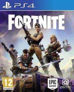 Fortnite til Playstation 4