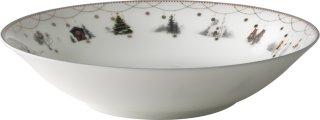 Wik&Walsøe Julemorgen dyp tallerken 20cm