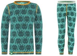 Monsterull genser og bukse (Barn)