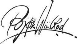 Bjørn Wiinblad logo