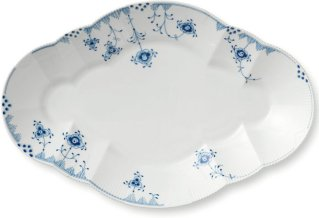 Royal Copenhagen Blue Elements serveringsfat 38cm