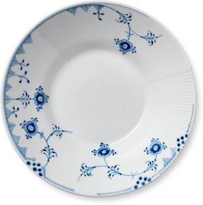 Royal Copenhagen Blue Elements dyp tallerken 25cm