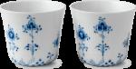 Royal Copenhagen Blue Elements multikopper 25cl 2 stk