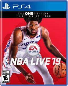 NBA Live 19 til Playstation 4