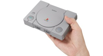 Her kommer PlayStation Classic
