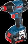 Bosch GDX 18 V-200 C Professional (2x6,0Ah+1x4,0Ah)