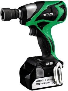 Hitachi 18V WR 18DBDL (2x3,0Ah)