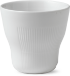 Royal Copenhagen White Elements termokopp 35cl