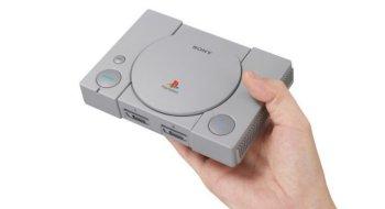 Også Sony vil ha en bit av retro-kaka: Lanserer PlayStation Classic