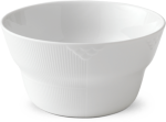 Royal Copenhagen White Elements skål 65cl