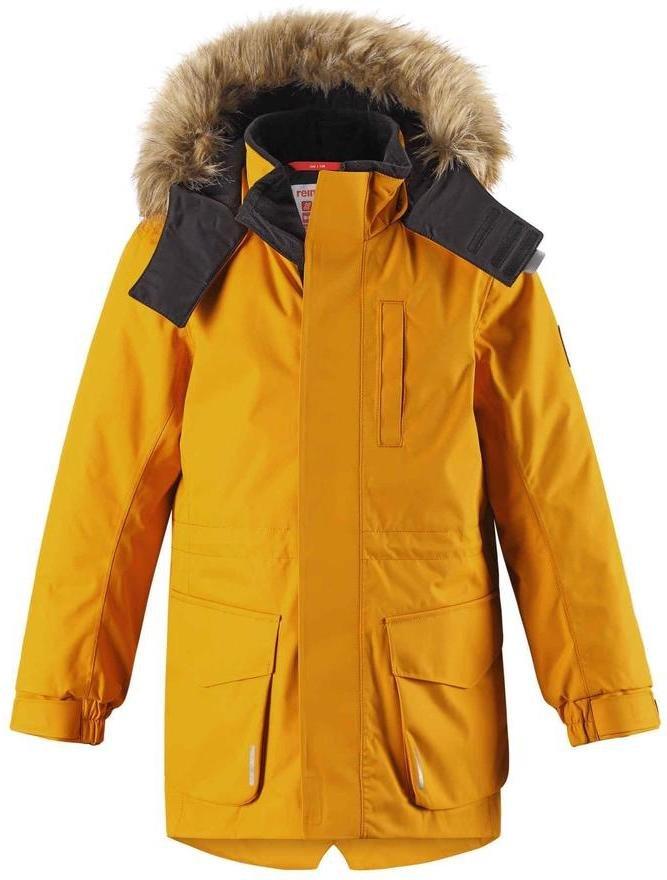 Reimatec Winter Jacket Naapuri Dark Yellow