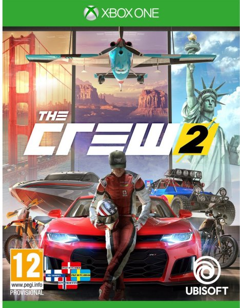The Crew 2 til Xbox One