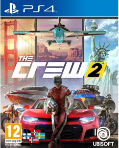 The Crew 2 til Playstation 4