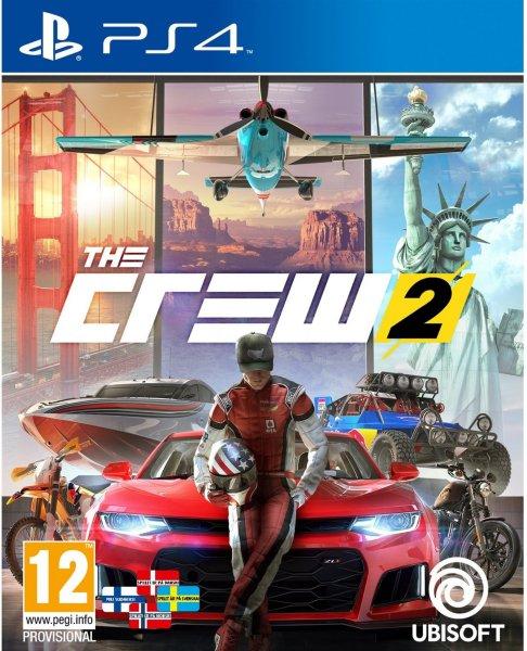 The Crew 2 til Playstation 4
