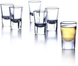 Rosendahl Grand Cru snapsglass 4cl 6 stk