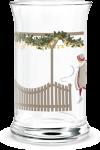 Holmegaard Christmas vannglass 2018