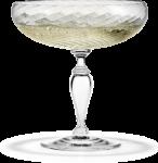 Holmegaard Regina champagneglass 32cl