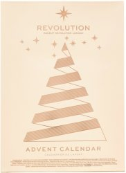 Makeup Revolution adventskalender 2018