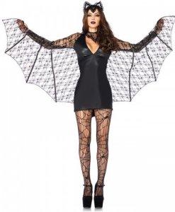 Sexy Flaggermus Kostyme