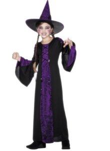 Forhekselse Heks Kostyme